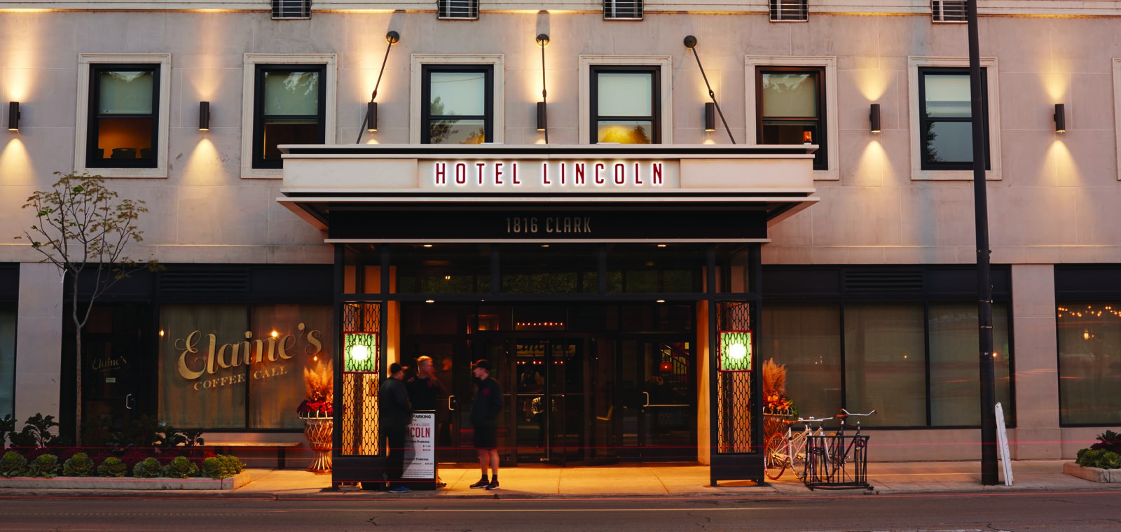 Boutique Hotels Lincoln Park Chicago Near Wrigley Field Hotel Lincoln