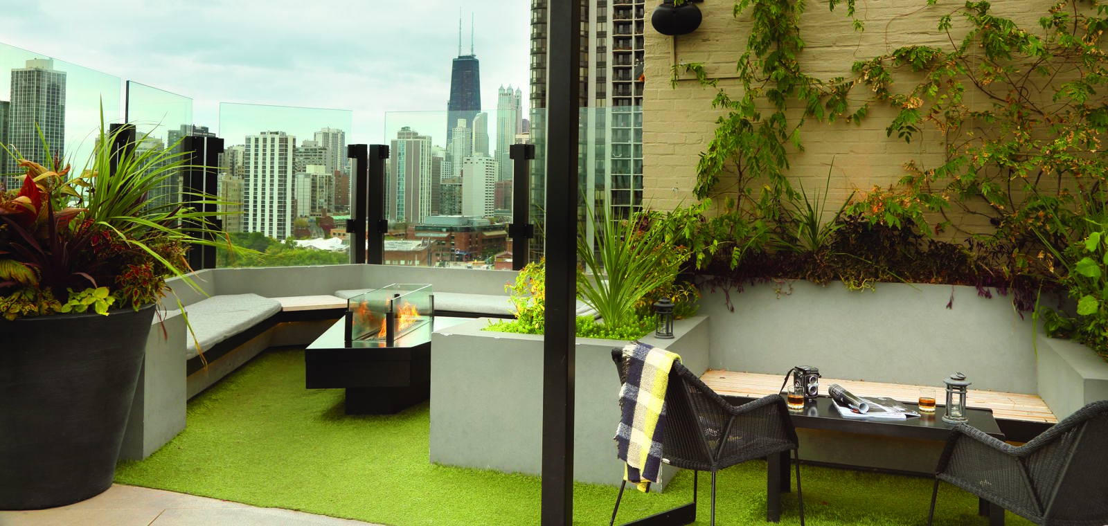 Lincoln Rooftop KI1113
