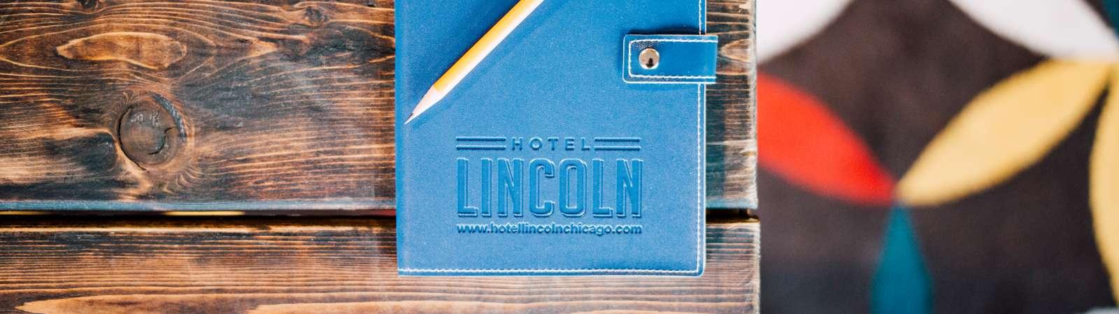Meeting Notebook Closeup