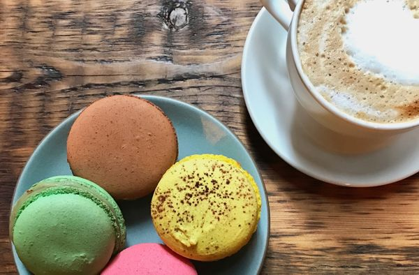 Latte And Macaroons