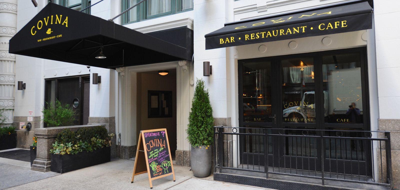 Park South Hotel_Exterior_Covina Cafe