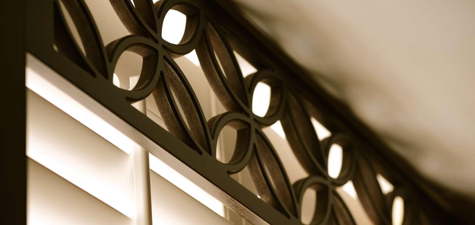 Window Valance Detail
