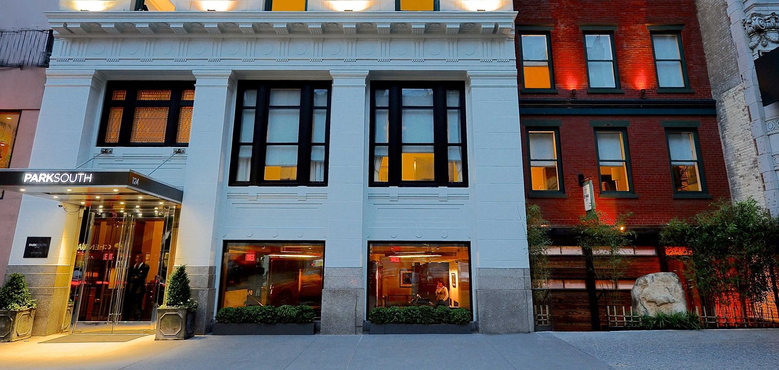Hotels Near Madison Square Park | About Park South Hotel