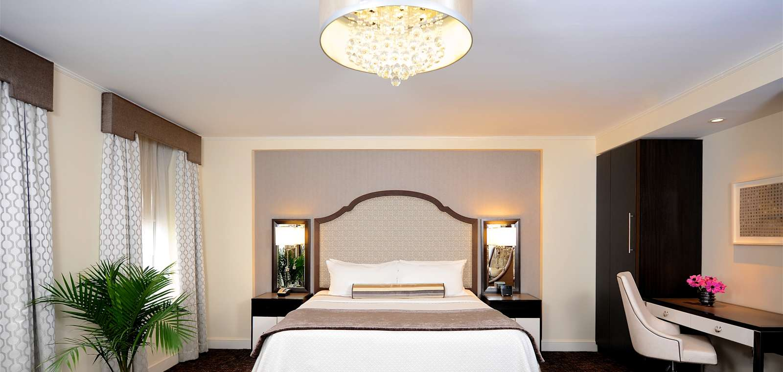 Executive Guestroom With 2 Double Beds