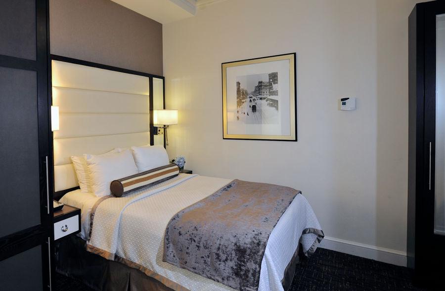 Standard Guestroom Bed
