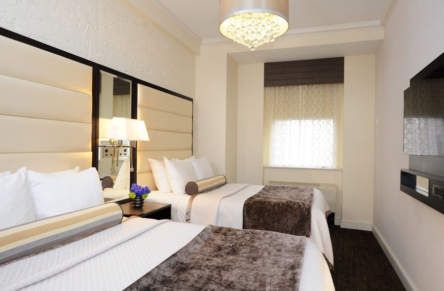 Superior Guestroom With Two Double Beds