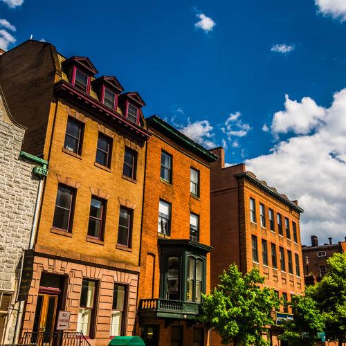 Baltimore Row Homes
