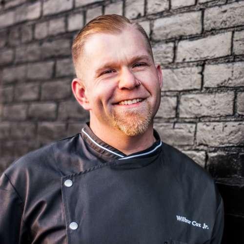 Chef Wilbur Cox