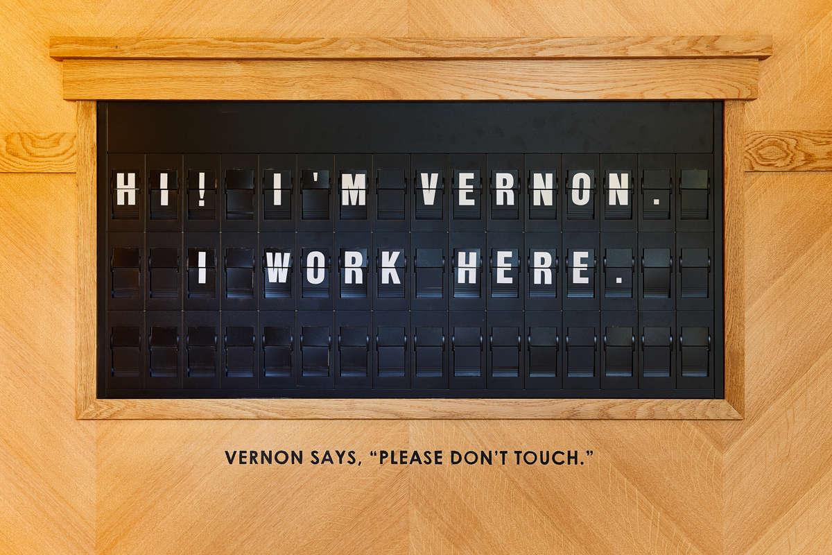 Hi! I'm Vernon!