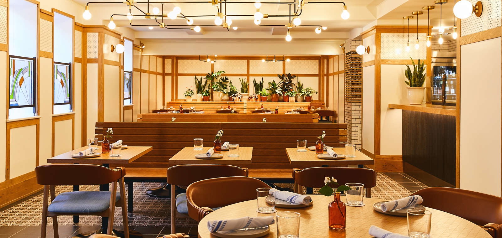 Restaurant at Hotel Revival
