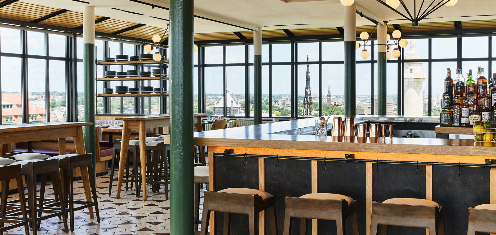 Hotel Revival Topside Restaurant and Bar