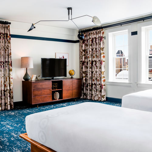 Revival_GuestRooms_Premium Junior Suite Two Beds