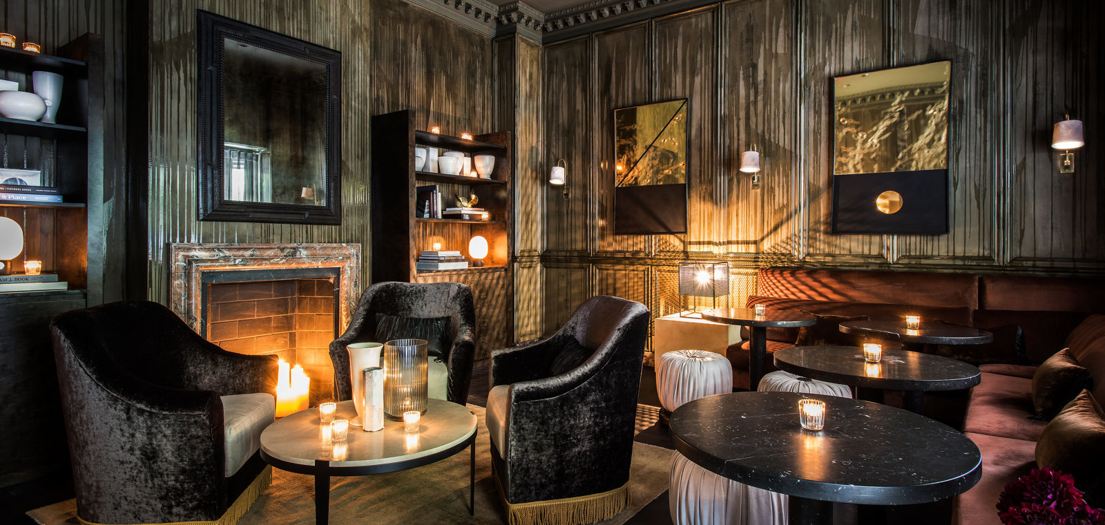Talbot Hotel Restaurant Chicago
