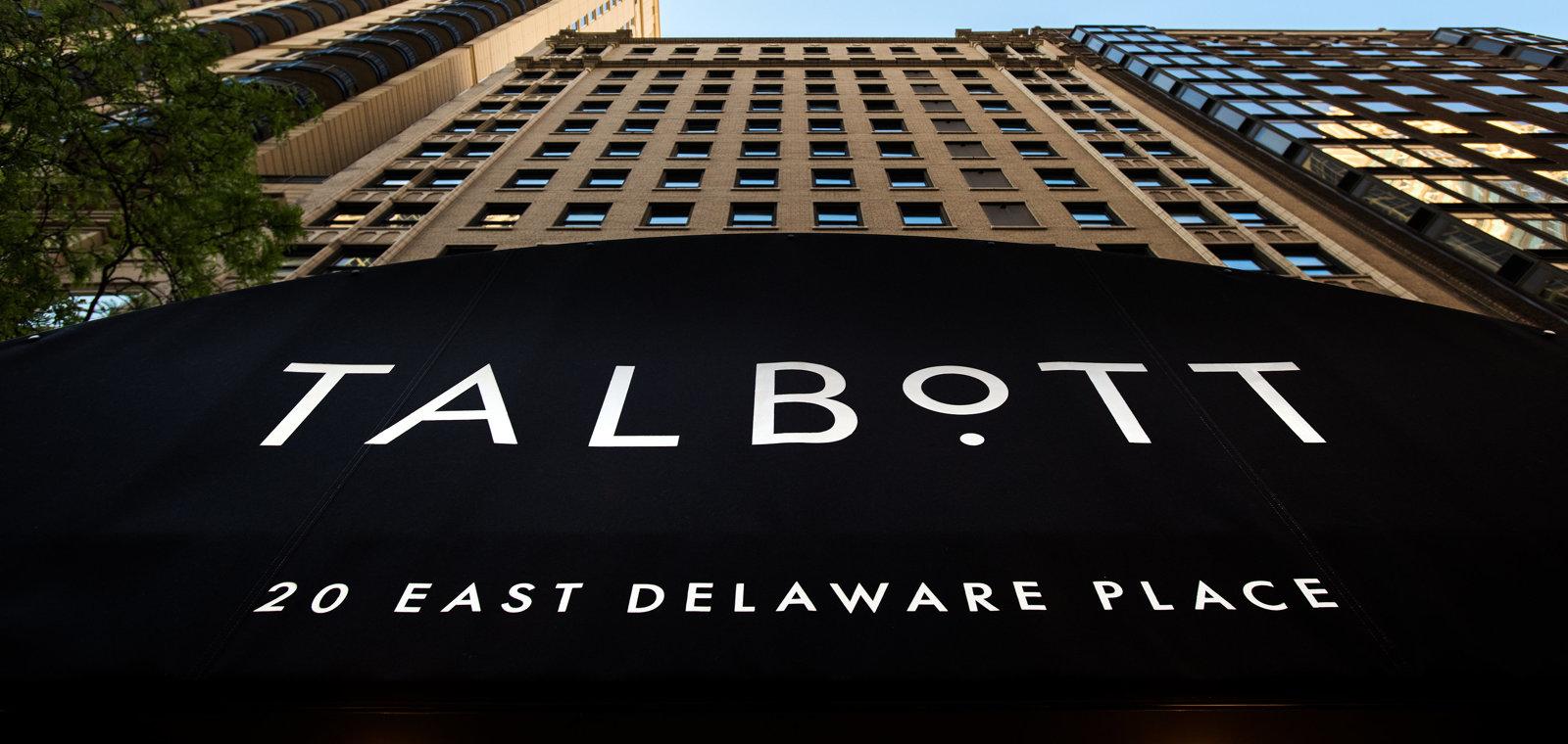 Talbott Awning