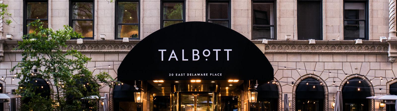 Boutique Hotel In Chicago Blog The Talbott Hotel