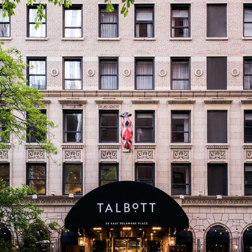 Talbott Hotel New Images