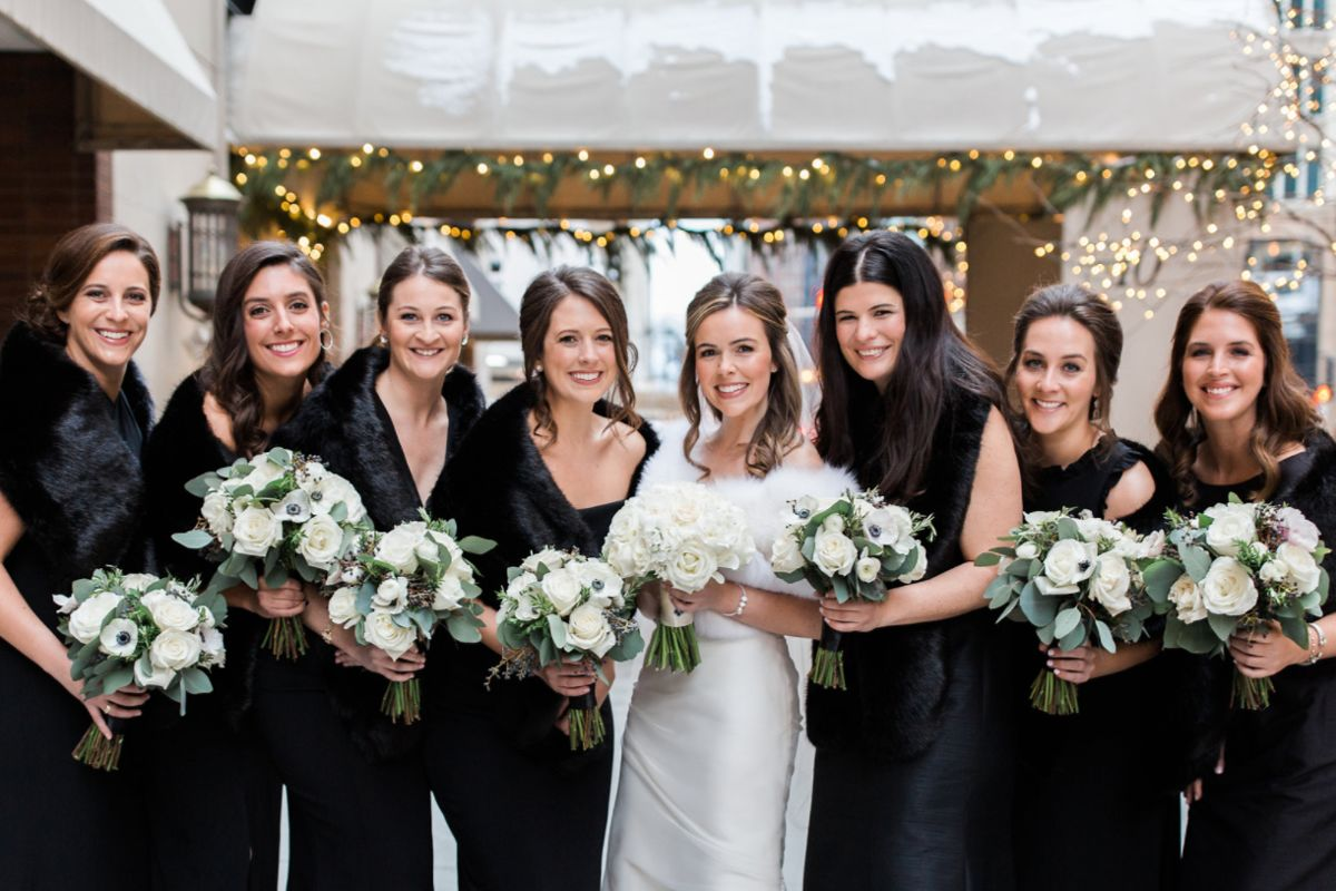 Talbott Hotel_Weddings_Bridal Party