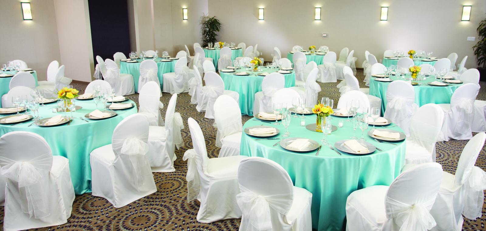 Waterfront Events Regatta Room Banquet DK0411