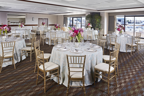 Waterfront Events Spinnikar Room Reception RB0814 The Spinnikar Room - Reception
