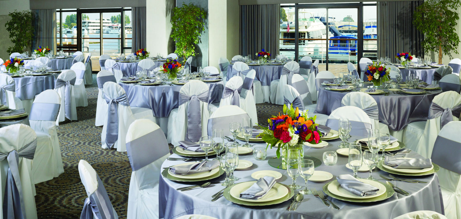 Waterfront Evetns Banquet CR11058