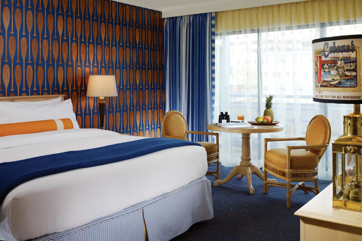 Waterfront Guestroom King 02 PR CR1108