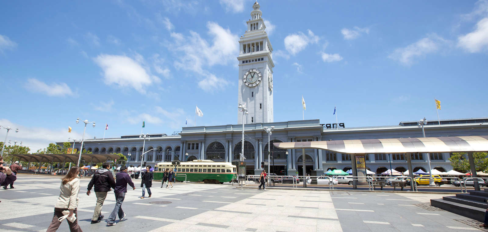 Waterfront Hotel_Special_Stock_ Ferry Building