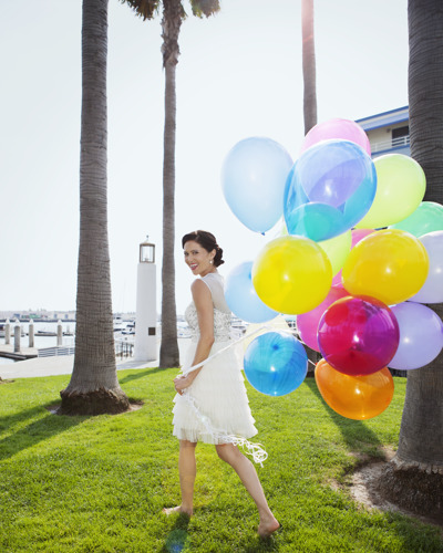 Waterfront Weddings Bride