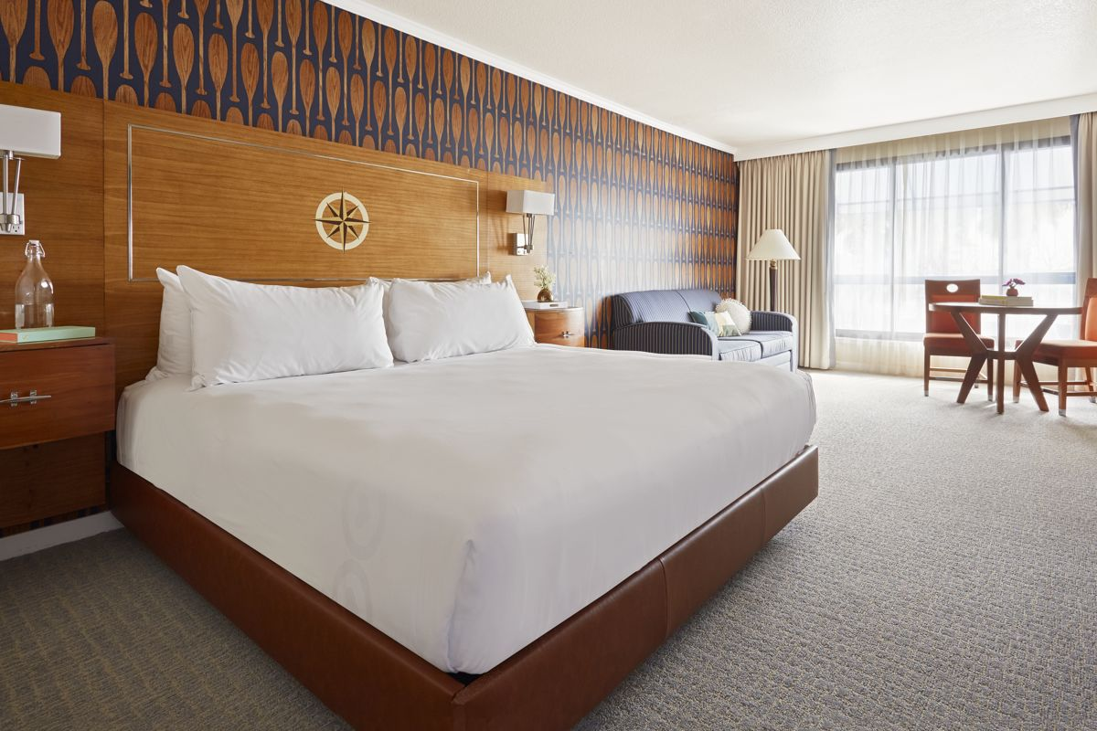 Waterfront Guestroom Suite View