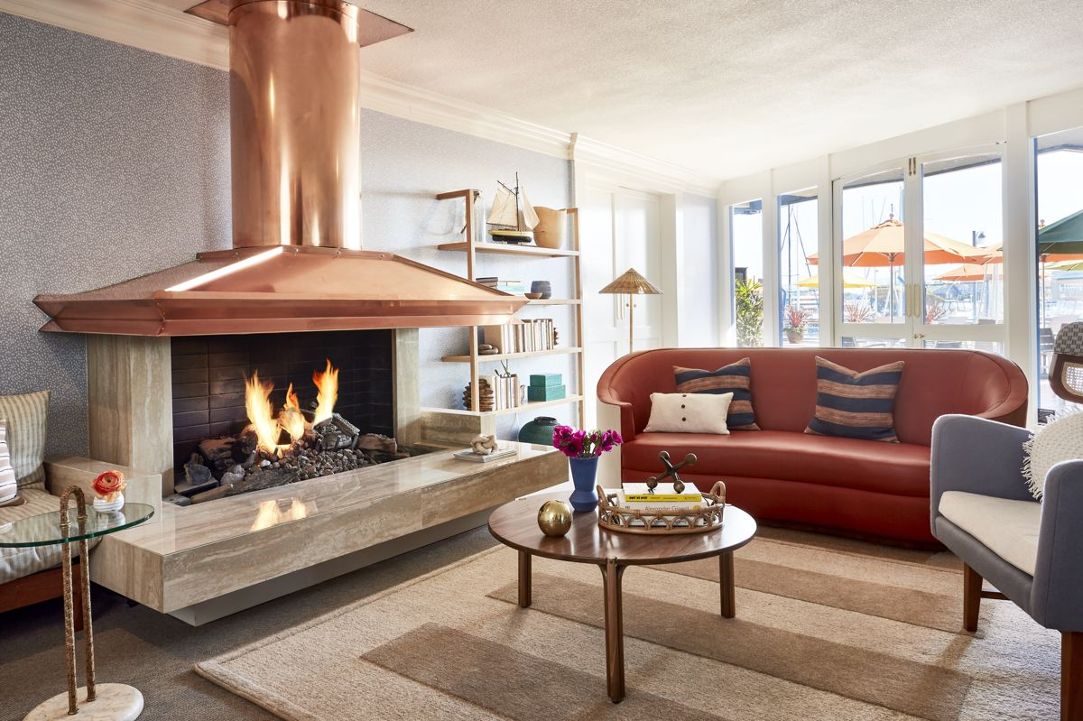 Waterfront Pool