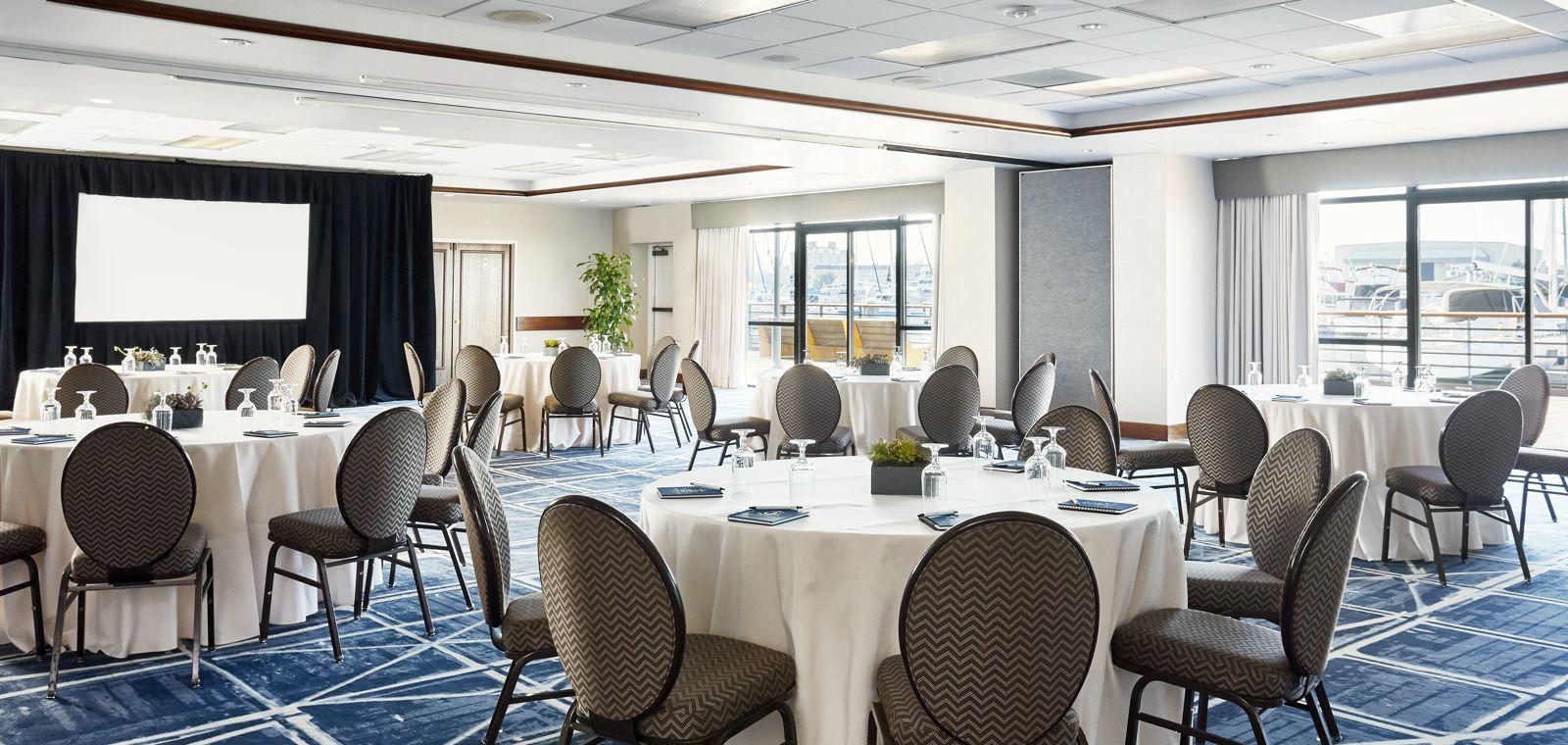 Waterfront-Hotel-Spinnaker-Ballroom