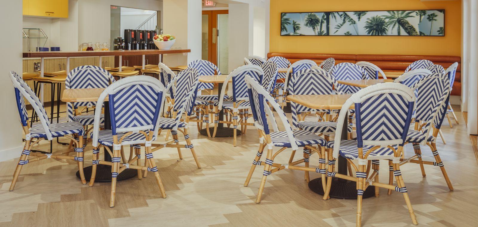 Wild Palms Breakfast Room