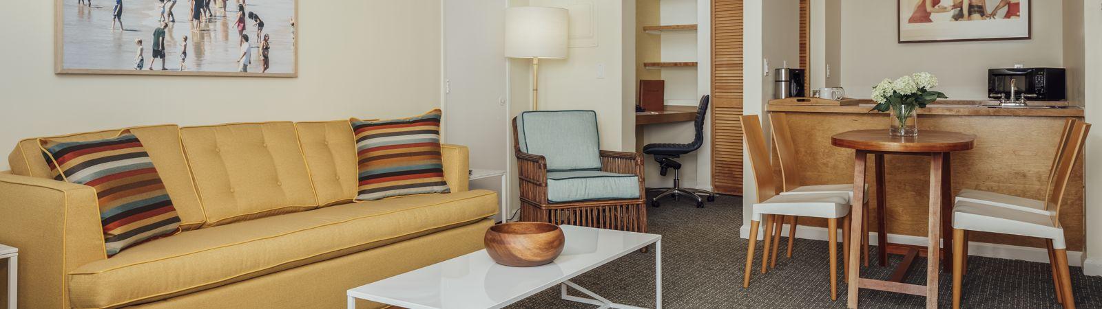 Wild Palms Guestroom Suite