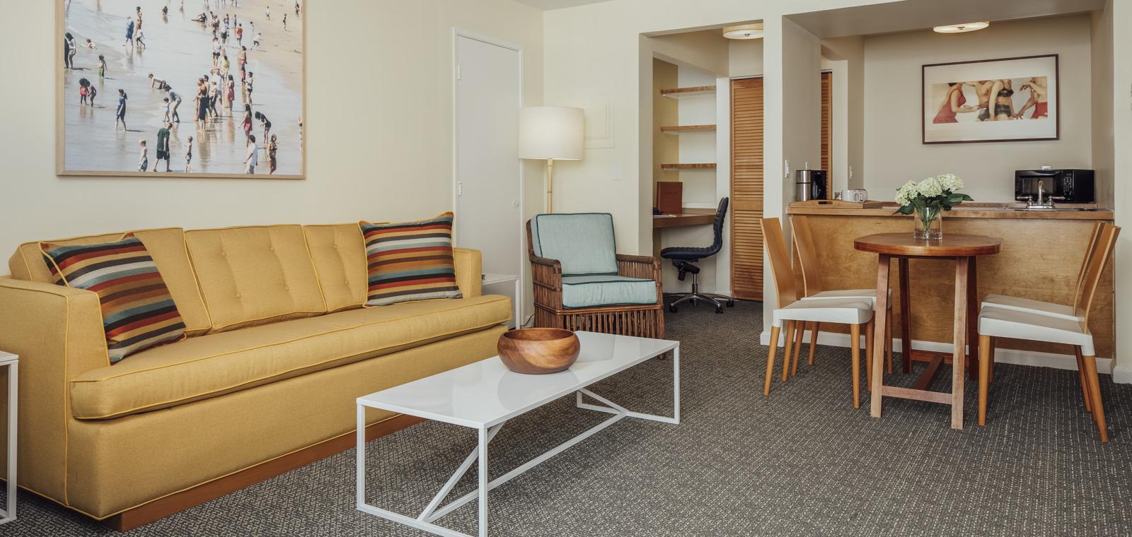 Wild Palms Guestroom Suite CS